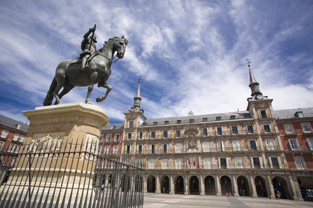 西班牙购房移民 马德里