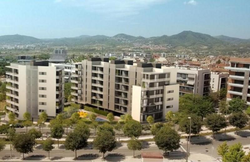 西班牙 巴塞罗那 新房 西班牙购房移民 西班牙买房移民