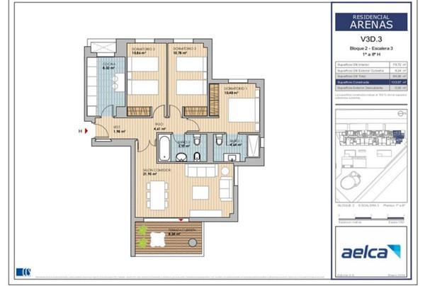 drawings4ARENAS 西班牙房产 阿里坎特房产