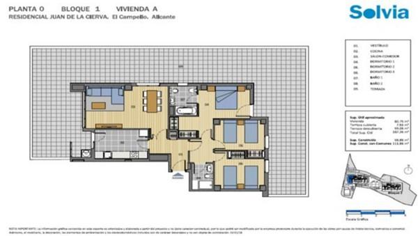 drawings01西班牙房产 阿里坎特房产