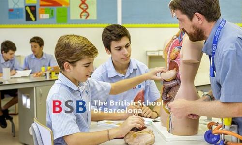 巴塞罗那英国学校