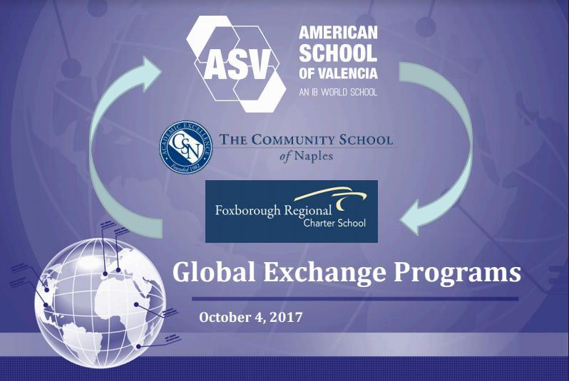 瓦伦西亚美国学校海外交流生