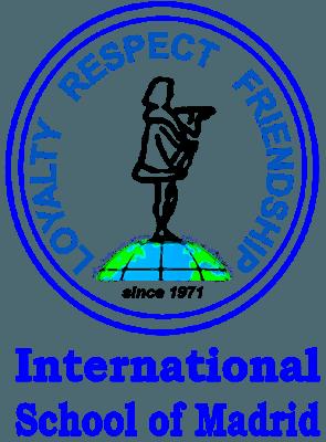 马德里国际学校logo