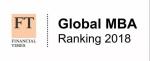 FT 全球线上MBA排名
