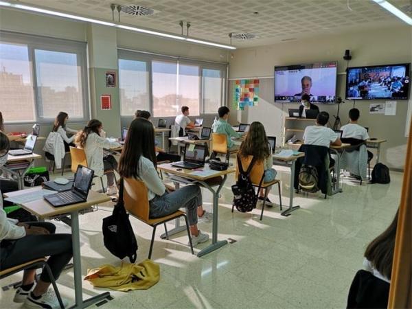 埃尔切拉德维萨国际学校